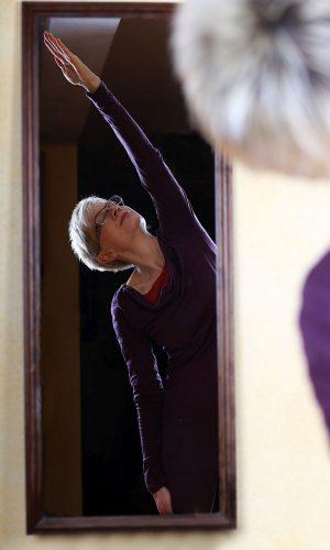 yoga-dehnübung